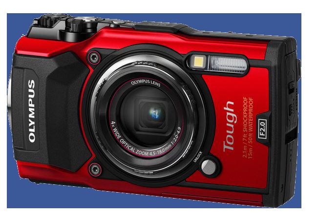 Najlepsi vodotesny vodeodolny fotoaparat kompakt na dovolenku - Olympus stylus Tough TG-5