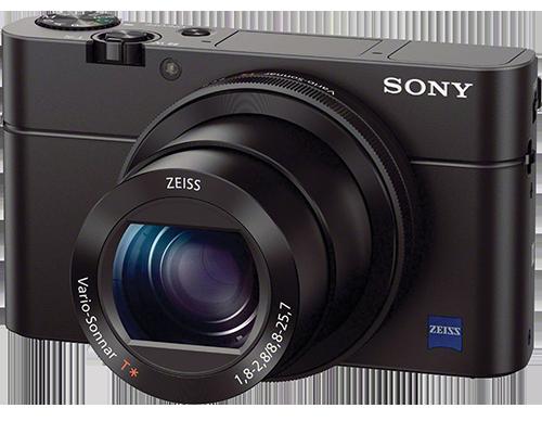 Najlepsi digitalny fotoaparat kompakt do 600 EUR - Sony Cyber-shot DSC-RX100 III
