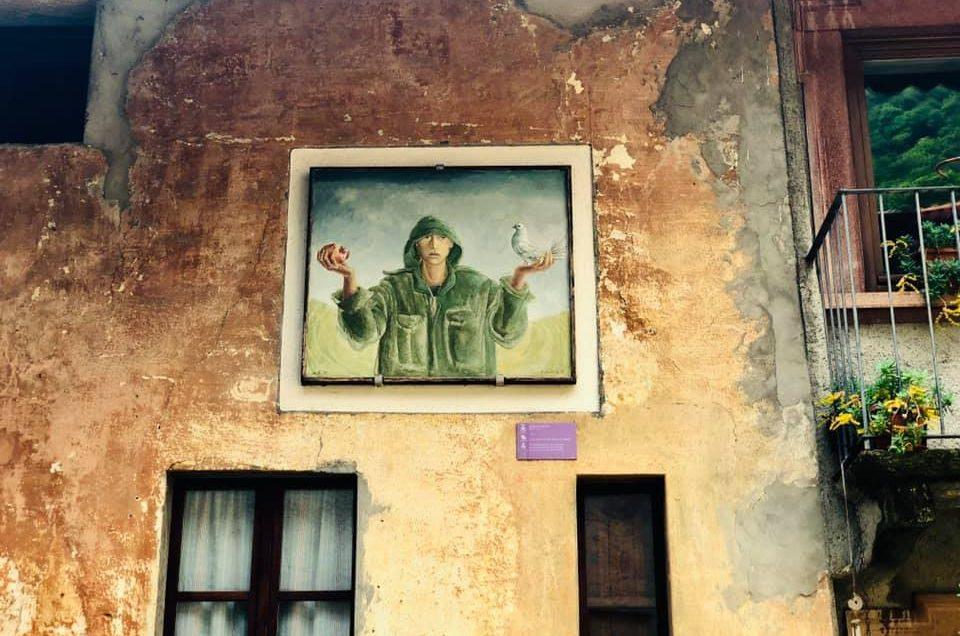 Severné Taliansko – Arcumeggia – 4. deň