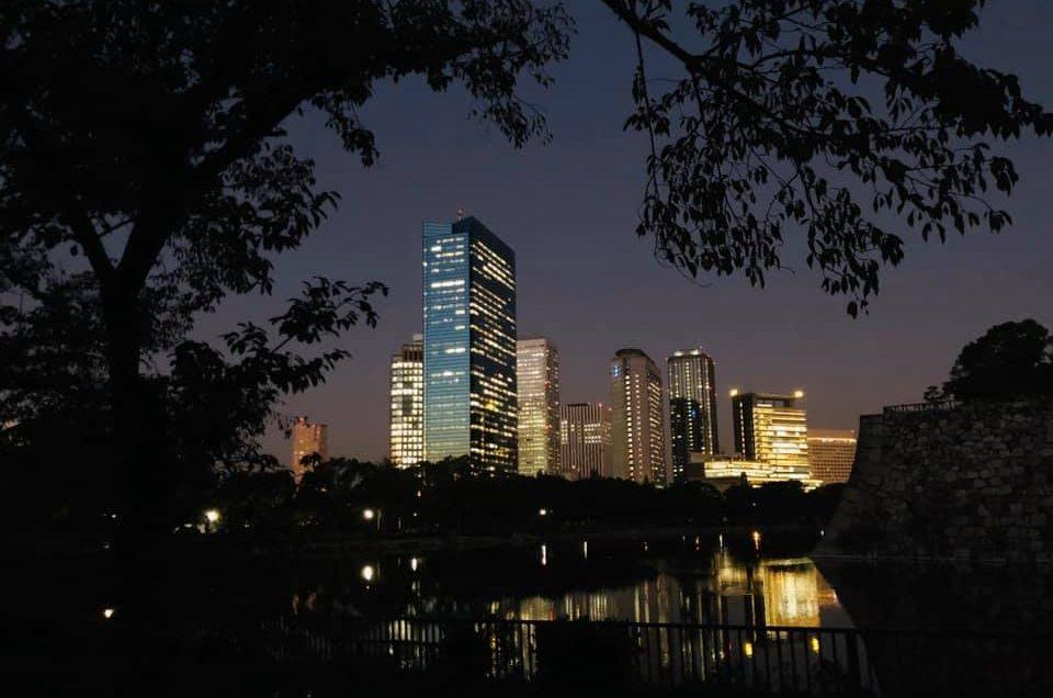 Japonsko – Osaka