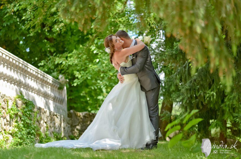 Svadba Monika a Jaro, Bojnice