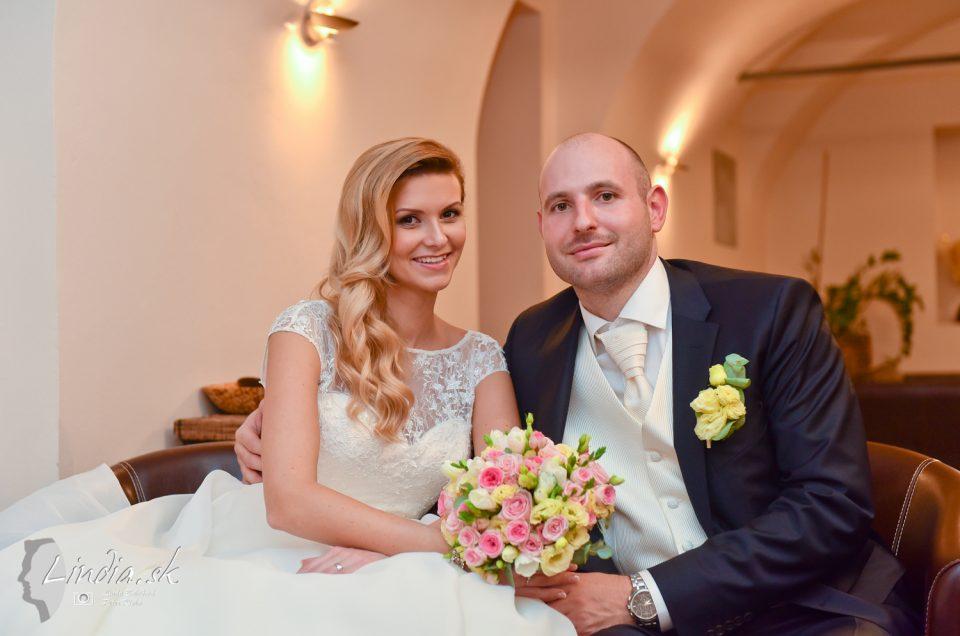 Svadba Linda & Laci, Báč