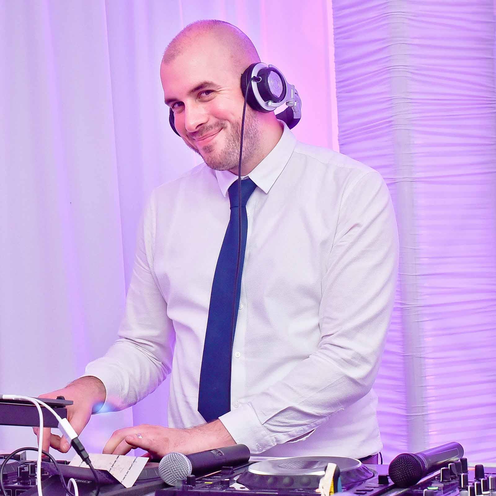 DJ Lukáš Fiala