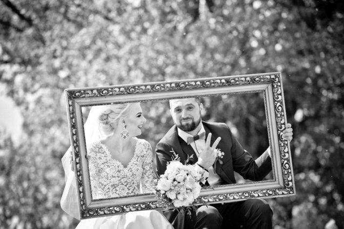 svadobny obraz portret fotograf cena cennik cierno biela fotografia