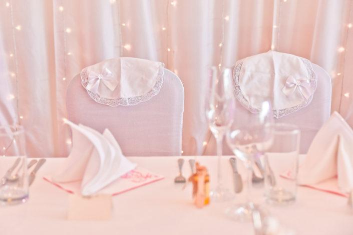 Hotel Senec svadba výzdoba
