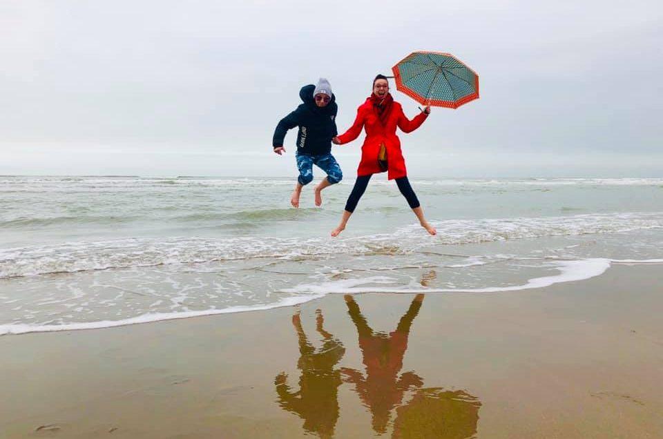 Holandsko – Západné pobrežie