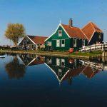 Holandsko - Keukenhof / Zaanse Schans