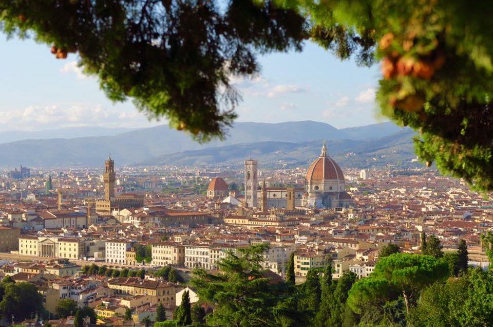 Toskánsko – Florencia